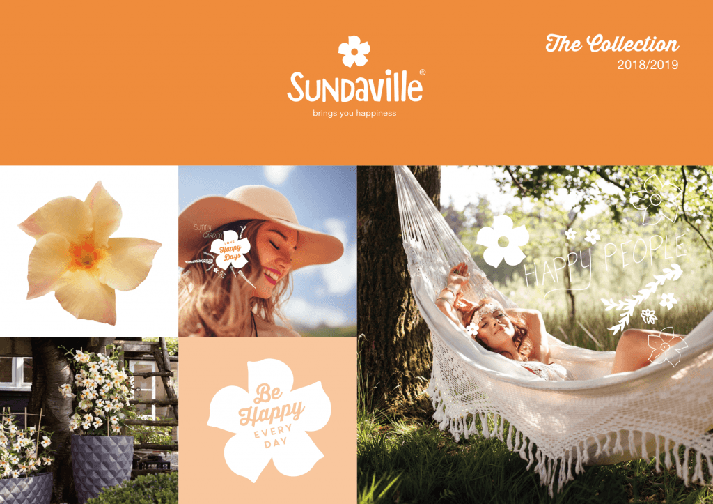 Sundaville® | The collection 2018/2019 | MNP/ Suntory