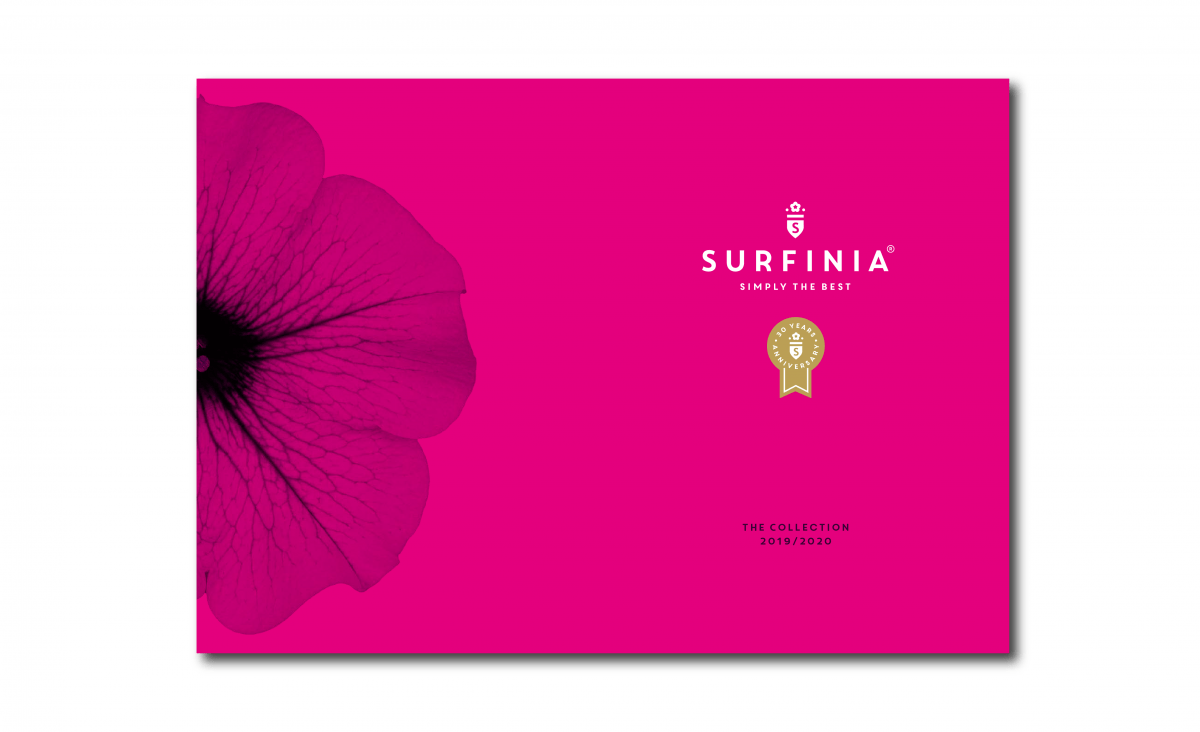 Surfinia® | MNP / Suntory | The collection 2019/2020