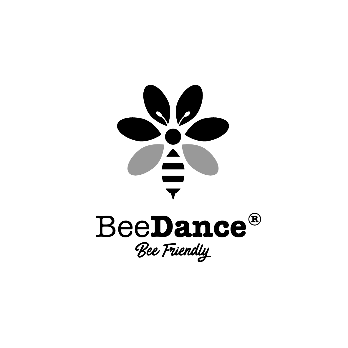 Beedance logo black