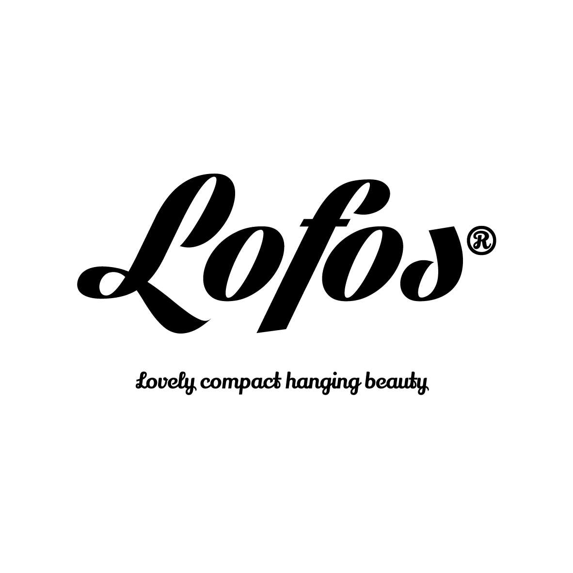 Lofos logo black