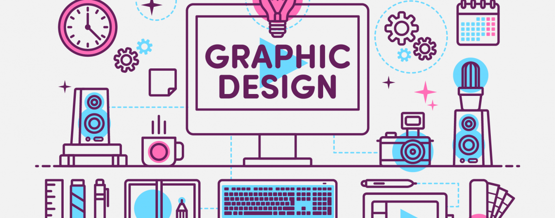RGB graphic design