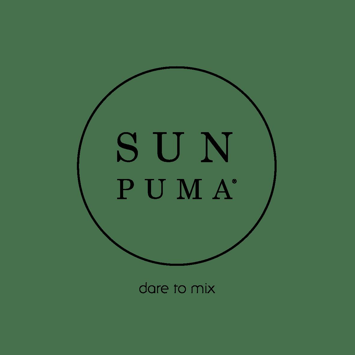 Sunpuma logo -black