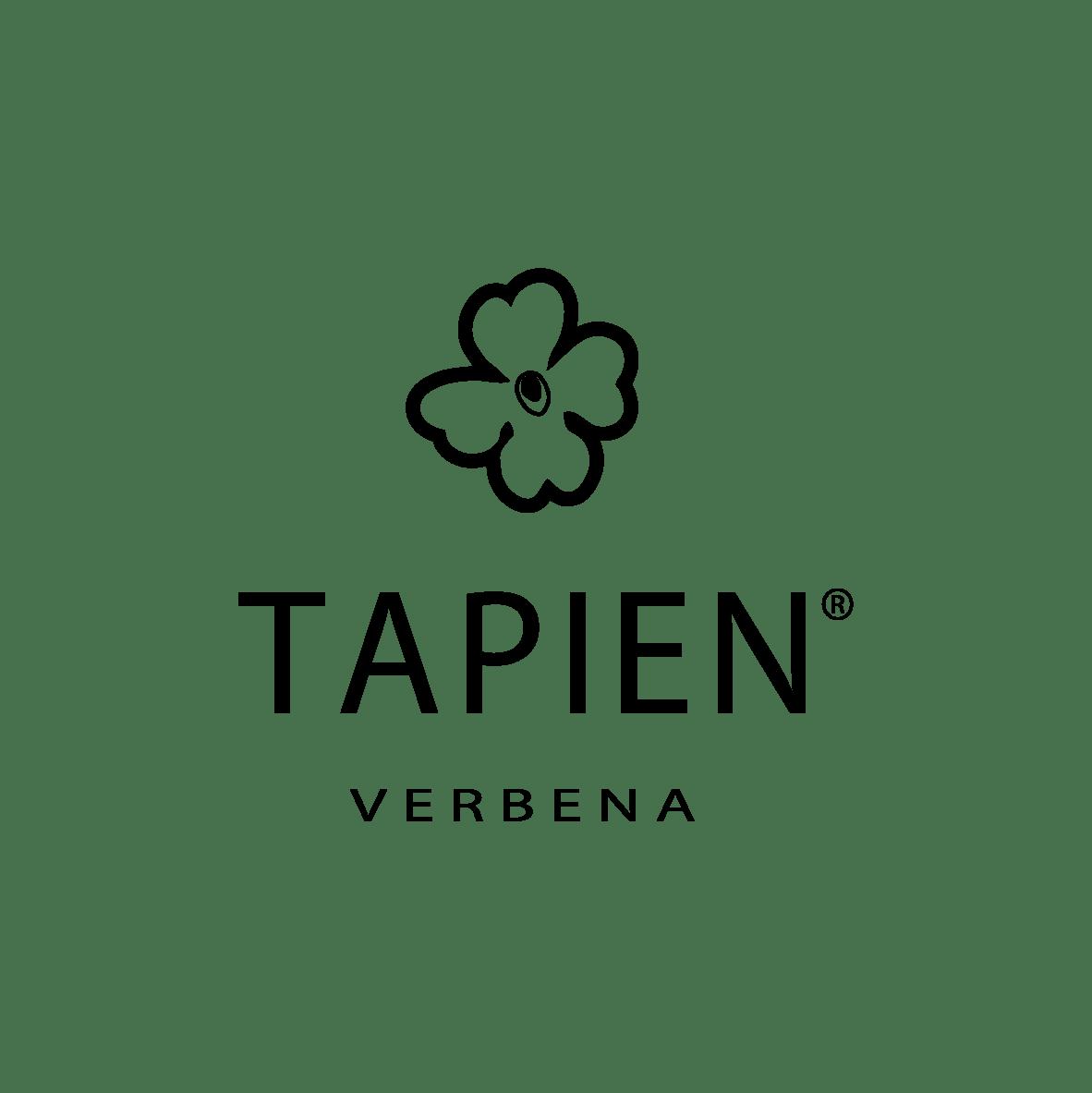Tapien logo black