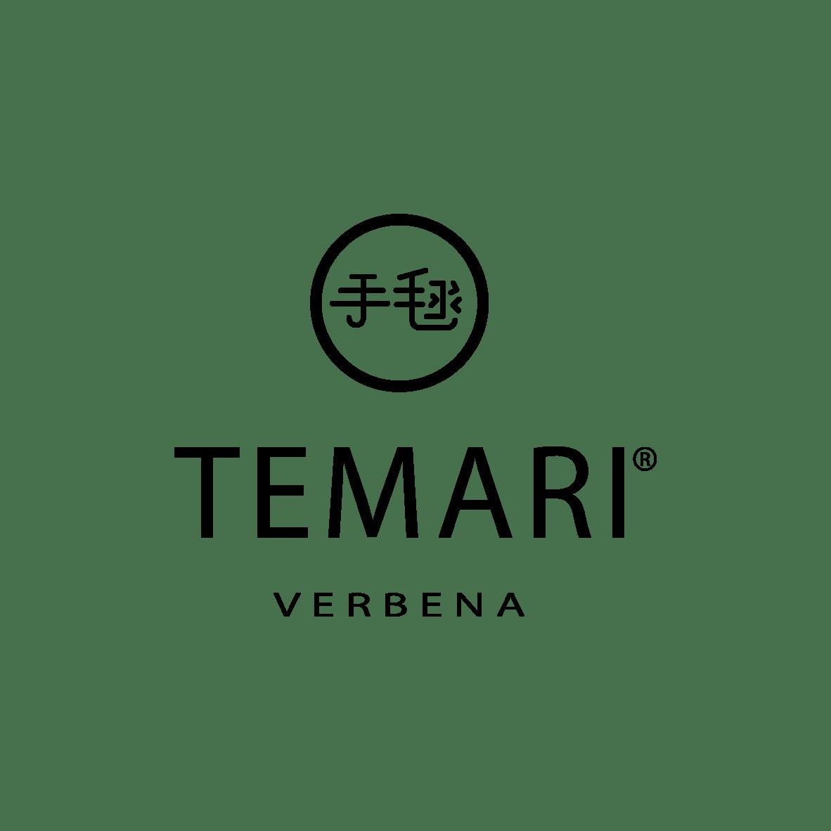 Temari logo black